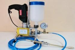 Инъекционные материалы и оборудование