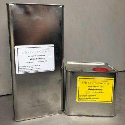 ИнтерЭпокси Универсальный компаунд WS 6,49 кг